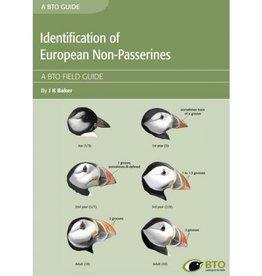 Identification of European Non-Passerines