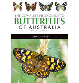 The complete field guide to butterflies of Australia