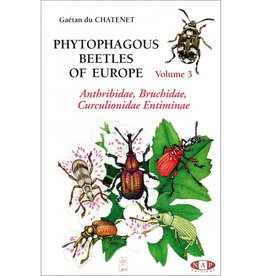 Phytophagous beetles of Europe, Volume 3
