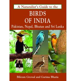 A Naturalist's Guide to the Birds of India