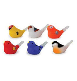 Kikkerland Bird Whistle