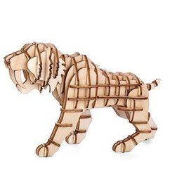Tiger 3D Wooden Puzzle