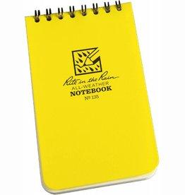 Rite in the Rain Waterproof Notebook Top spiral
