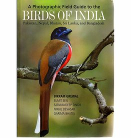 A Photographic Field Guide to the Birds of the Indian Subcontinent