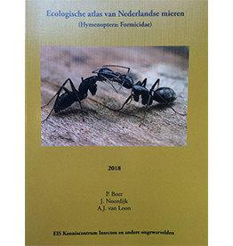 Ecologische atlas van Nederlandse mieren