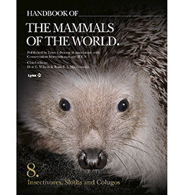 Handbook of the Mammals of the World - volume 8