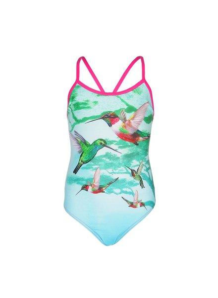 Swimsuit Bliss yama green