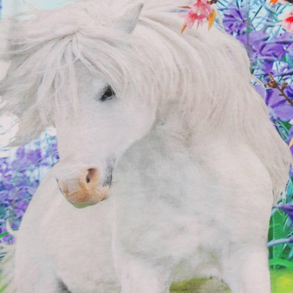 dress Mini white pony