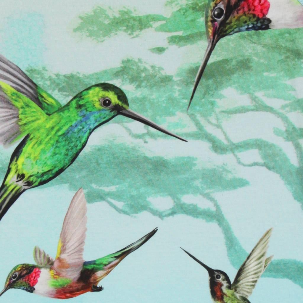 tunic Yara yama green