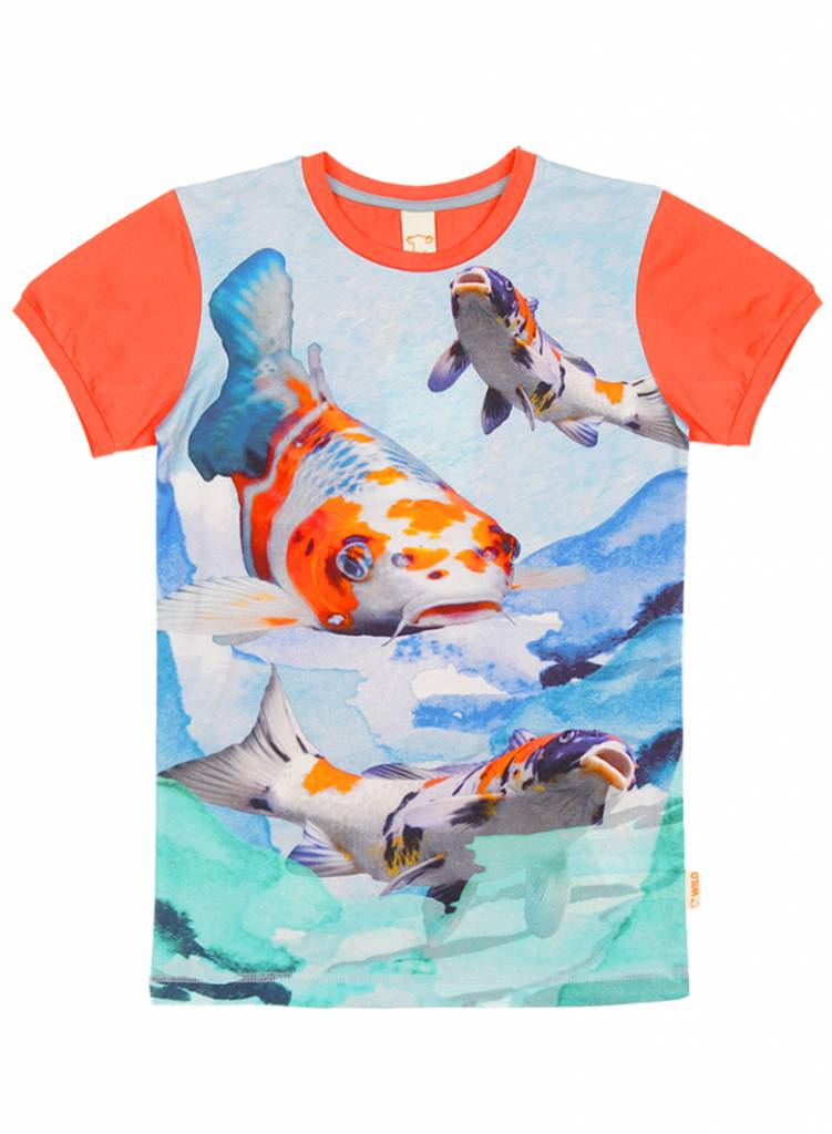 t shirt Army koi
