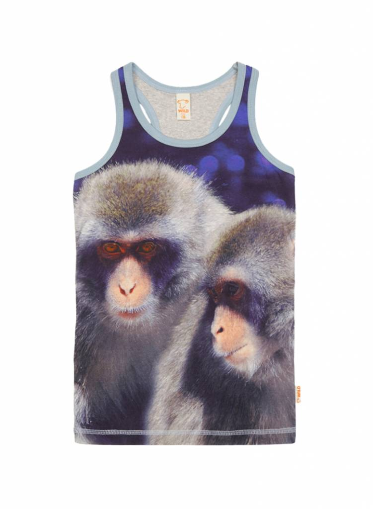 tanktop Happy macaca