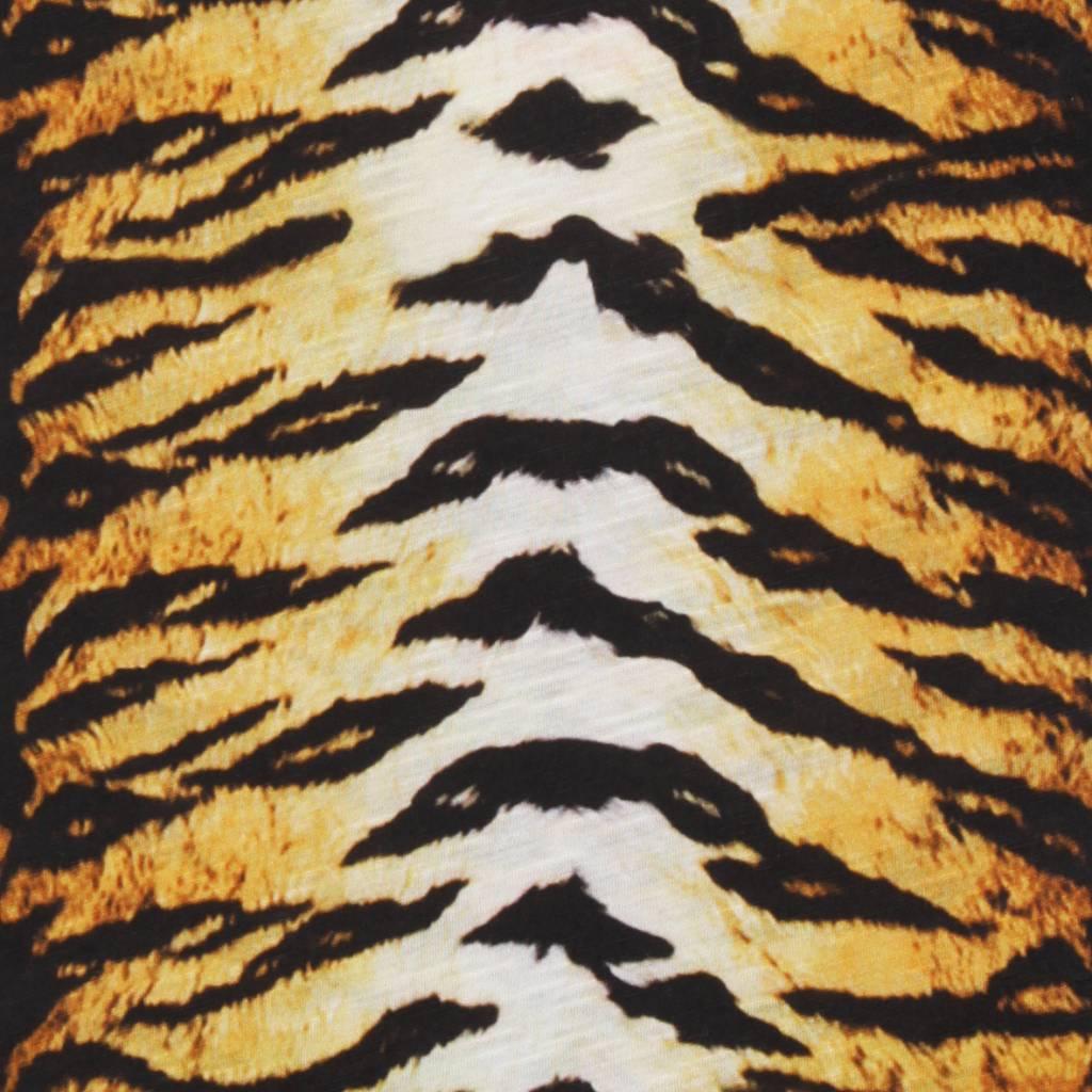 tunic Maxy tigerskin