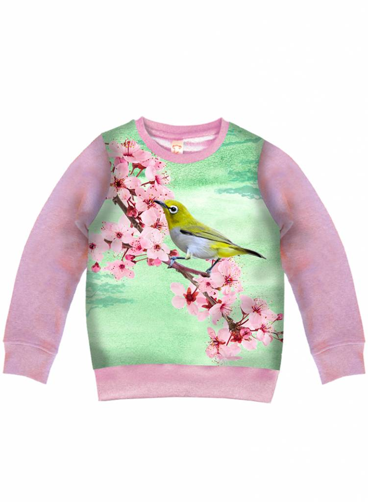 sweater Stella white eye