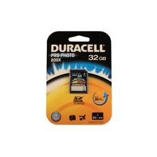 Duracell SD SDHC kaart