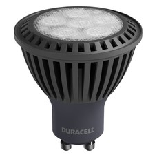 Duracell dimbare LED lamp GU10 6,5W-50W warm wit
