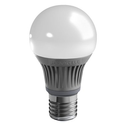 Duracell dimbare LED lamp E27 7,5W-40W warm wit -