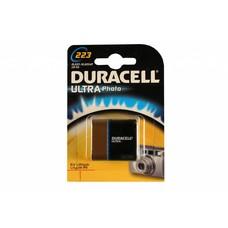 223 Duracell foto lithium batterij