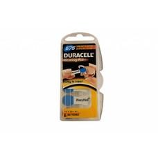 Duracell easytab hoortoestel batterijen type 675 | blauw | PR44
