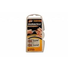 Duracell easytab hoortoestel batterijen type 312 | bruin | PR41