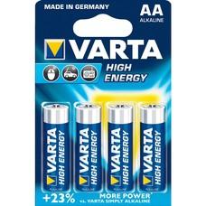 Varta batterijen