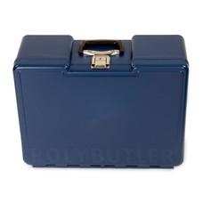 Poly butler koffer blauw