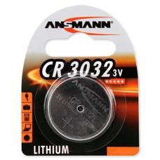 CR3032 3V Ansmann lithium knoopcel batterij (3 Volt)