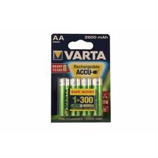 AA oplaadbare batterijen (HR6)