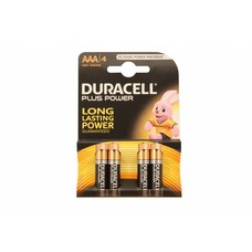 AAA alkaline batterijen (LR03)