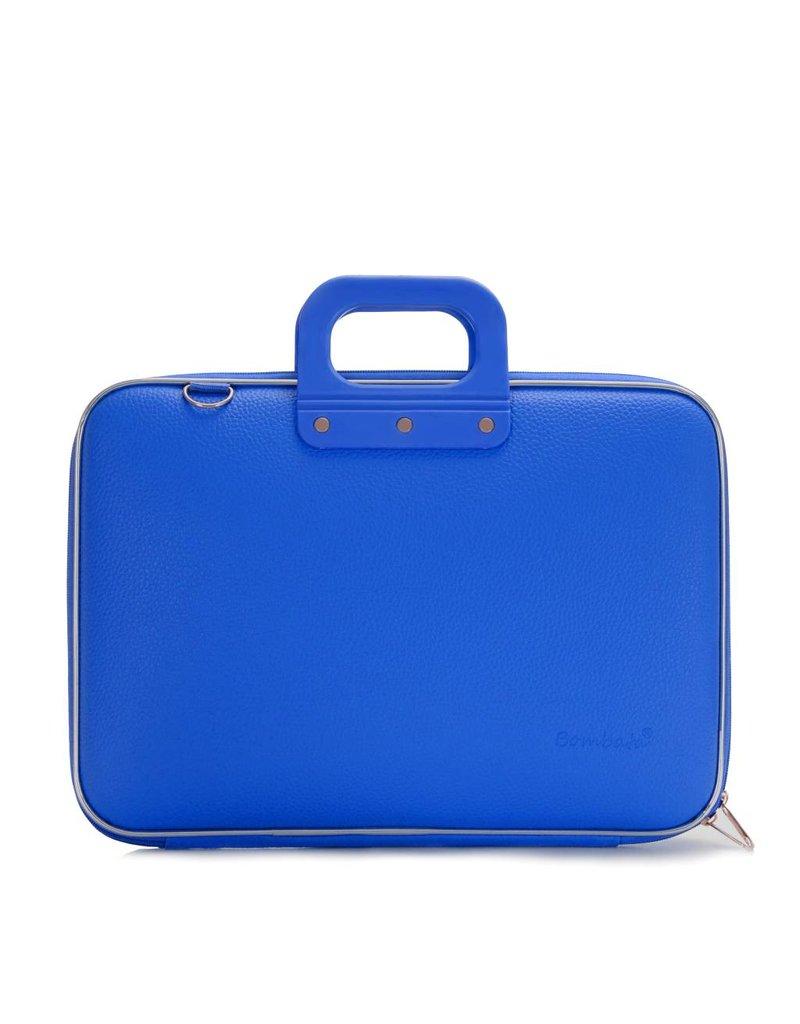 Bombata Bomba Classic Hardcase Laptoptas Cobalt Blue