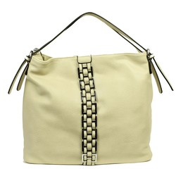 Bulaggi Metal Decoration Citybag Creme