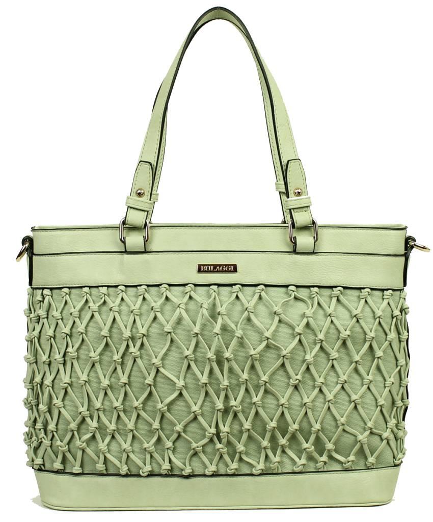 Bulaggi Anna Shopper Pastel Groen thumbnail