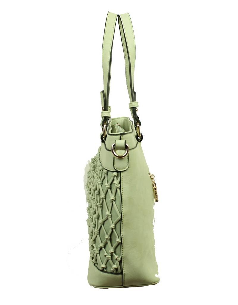 Bulaggi Anna Shopper Pastel Groen