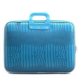 Bombata Cocco Maxi 17 inch Laptoptas Turquoise