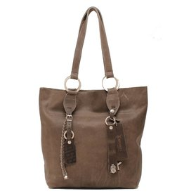 X Works Leren Shopper Tessa Raider Gricio