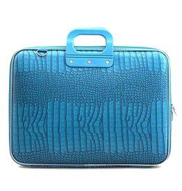 Bombata Cocco Classic 15 inch Laptoptas Turquoise