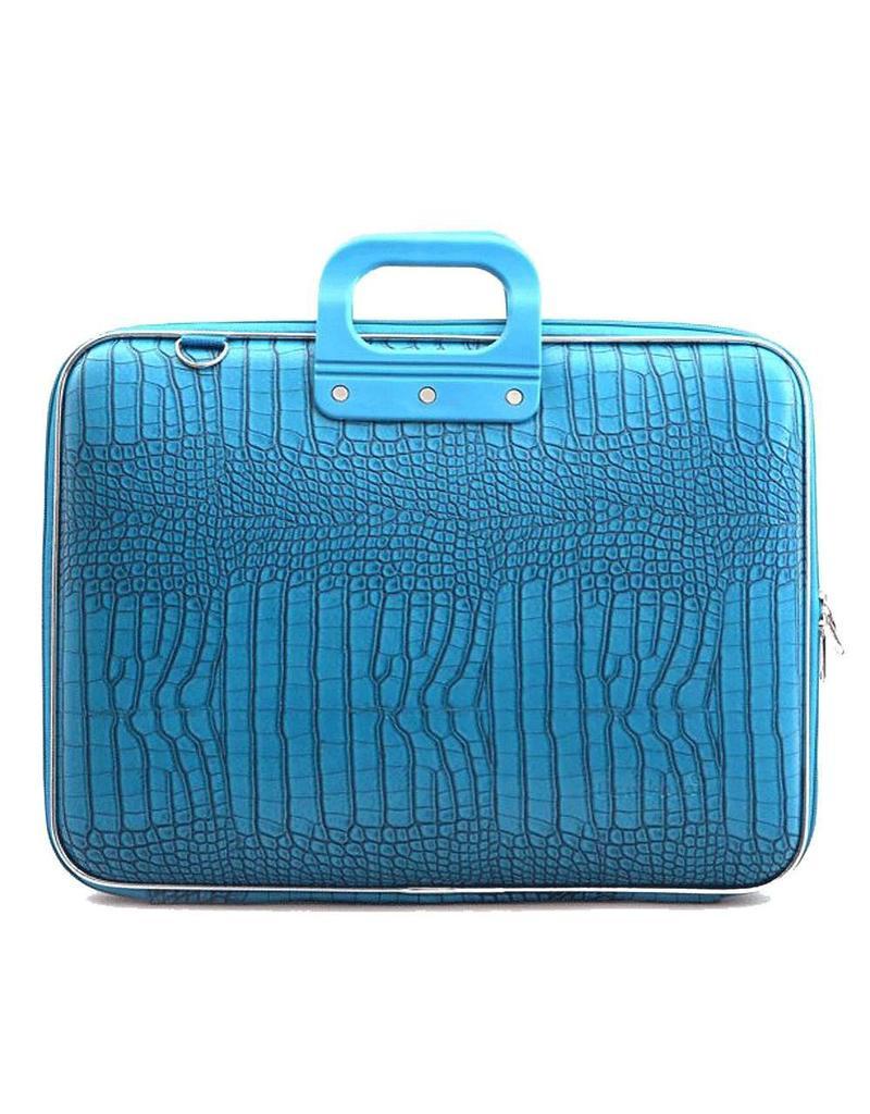 Bombata CoccoBomba Classic Hardcase Laptoptas Turquoise
