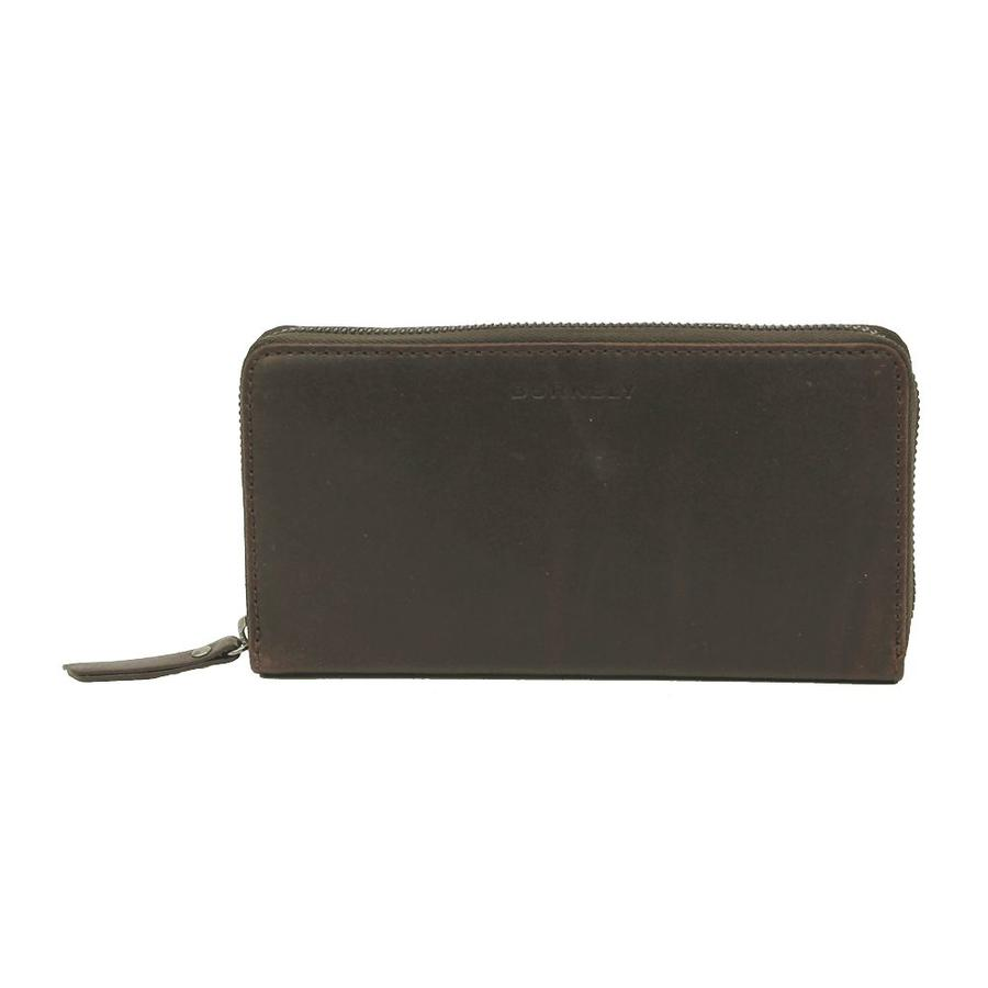 Burkely Vintage Wallet Charly Bruin