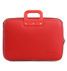 Bombata Classic Business 15 inch Laptoptas Red
