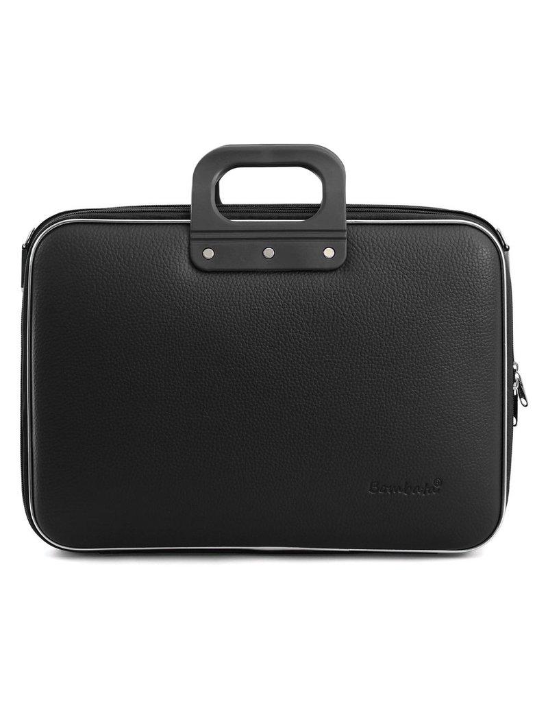 Bombata Classic Business Laptoptas Black