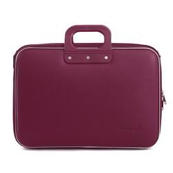 Bombata Classic Business 15 inch Laptoptas Purple