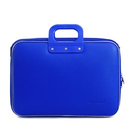 Bombata Classic Business 15 inch Laptoptas Cobalt Blue