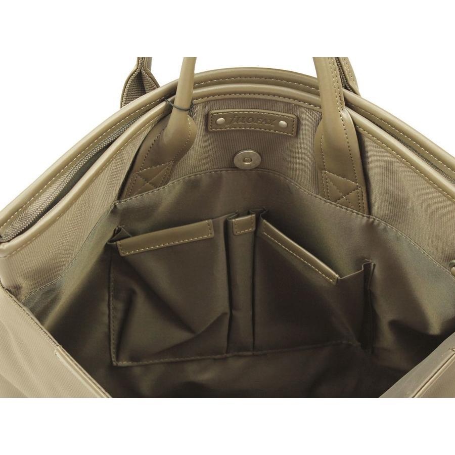 Filofax Laptoptas 15 inch Khaki