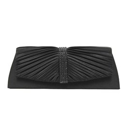 Kysma Party Envelope Clutch Zwart