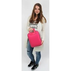 Bombata  11 inch Tablet Briefcase Dark Pink