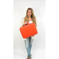 Bombata Maxi Hardcase Laptoptas 17 inch Orange