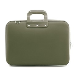 Bombata Nylon 13 inch Laptoptas Green
