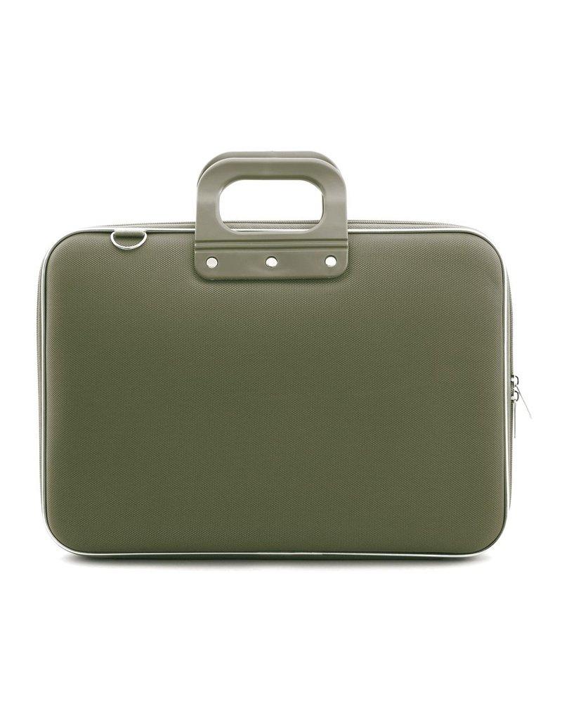 Bombata Nylon 13 inch Laptoptas Green