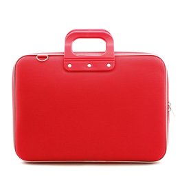 Bombata Nylon 13 inch Laptoptas Red