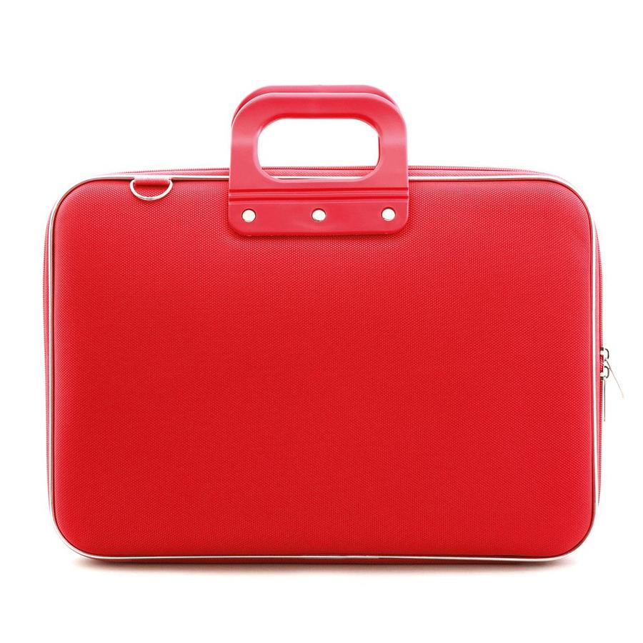 Bombata Nylon 13 inch Laptoptas Red