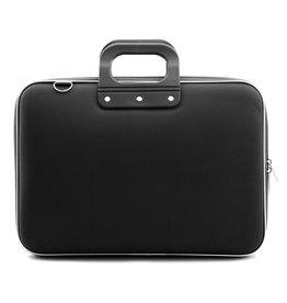 Bombata Nylon 15,6 inch Laptoptas Black